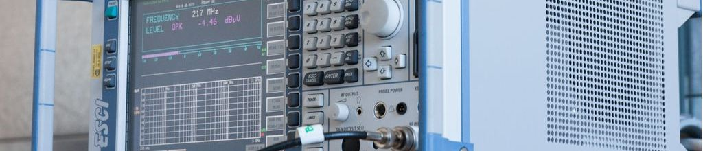AKREDITOVANÁ Laboratoř Elektromagnetické kompatibility - EMC